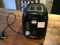2 slice toaster good working order