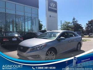 2016 Hyundai Sonata GL|BACKUP CAM|HEATED SEATS|OFF LEASE