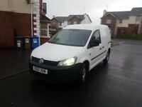 12 VW Caddy NO VAT