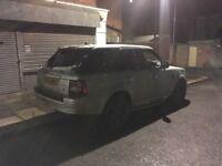55 Range Rover sport 2.7 tdv6