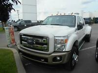 KING RANCH f-450 roue double DIESEL