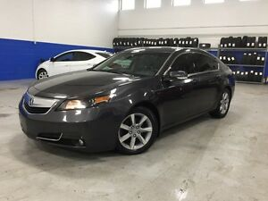 2012 Acura TL TECH PKG - NAVIGATION - LEATHER