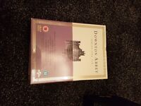 Downton Abbey complete dvd boxset
