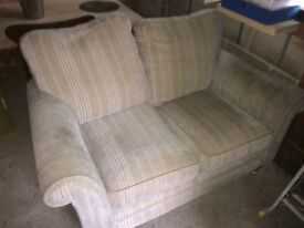 ***PRICE DROP*** super high quality two seater sofa bought for £800 brand new in DFS