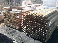 FENCING>POSTS>RAILS>FENCE PANELS>SLEEPERS>JOISTS>DECCKING>CLADDING>RANCH BOARD>OSB>CLS>OG SKIRTING/F