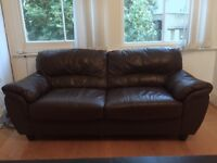 3 comfortable leather sofas for FREE (for a limited period of time)