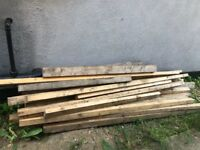 Free Timber and plywood