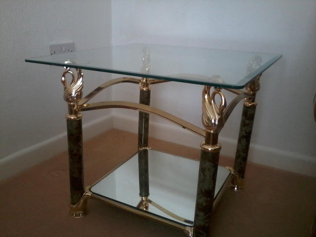 Ornate glass coffee table in Westbury On Trym Bristol  : 86 from gumtree.com size 1024 x 768 jpeg 48kB