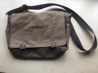 Brown rustic look Fossil Satchel