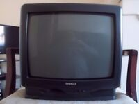 "BEKO 13"" 33C.M PORTABLE T.V WITH REMOTE AND SCART LEAD"