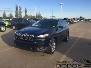 2016 Jeep Cherokee North. Power liftgate, heated seats.