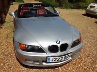 BMW Z3 for sale 33,250 miles Must be Seen VGC