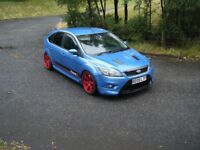 STUNNING BIG SPE FORD FOCUS 1.8 TDCI ZETEC S 2009 LONG MOT FSH LOOKS SOUNDS AWESOME MAY PX