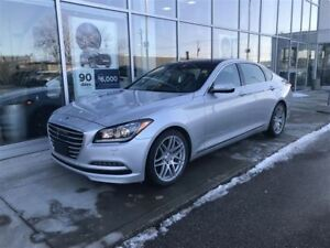 2016 Hyundai Genesis Sedan 5.0L Ultimate