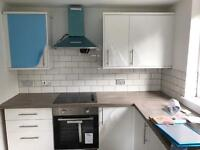2 Bed end terraced house for rent/let £515 pcm