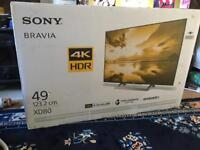 "Sony Bravia 49"" XD80"