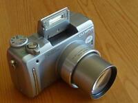 Olympus C-765 Ultra Zoom Camera with Electronic Viewfinder