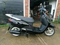 Honda lead 110cc moped scooter