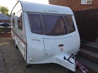 Touring caravan for sale coachman 4 berth 2003 motor mover