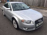 2006 Audi A4 Saloon 1.9 TDI SE 4dr in good condition,Just 1 owner service history