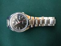 Seiko SNK607 Automatic mens watch.