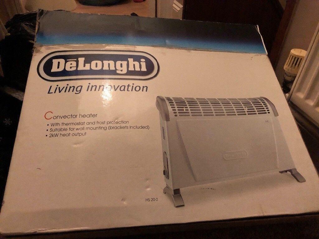 De'longhi Convector Heater