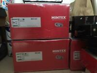 Brand new brake discs for bmw 5 series e39 mintex mdc989