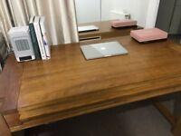 Sonoma Desk purchased for £499 Solid Oak selling for £220 available
