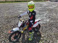 Honda XR 70 CRF 70 KX 65 KTM 65