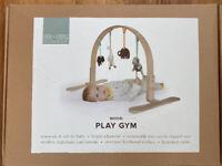 Finn + Emma Wooden Play Gym