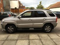 Kia Sportage 2005 low mileage
