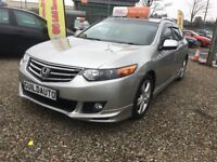 2010 Honda Accord 2.2 i-DTEC ES GT Tourer 5dr / Finance Available / Year MOT / Automatic Diesel