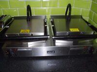 LINCAT LPG2 Contact Grill (Catering Equipment)