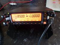YAESU FT-8100-R Dual Band Transceiver RADIO