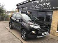 2014 FORD ECOBOOST TITANIUM X PACK/OUTSTANDING CONDITION/HIGH SPEC/ ONLY 26k WITH FSH