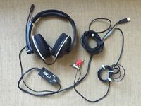 Turtle Beach PX11 gaming headset PC PS3 Xbox 360