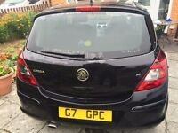 Vauxhall Corsa 2010 plate. Already purchased larger car. Includes parrot in-car phone kit.