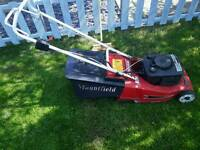Mountfield self propelled mower