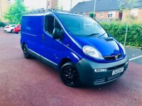 VAUXHALL VIVARO SWB 2900 100 DCI 2003 139K 10 MONTHS MOT DRIVES PERFECT IMMACULATE CONDITION
