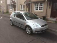2006 Ford Fiesta style 10 months mot 1 owner reliable car