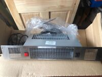 S/S Plinth heater. BRAND new