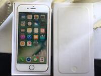 iPhone 6 Unlocked Gold 16GB Good condition