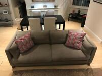 Sofa dot com 3 seater 'Emily' Sofa in very good condition. 50% saving vs New