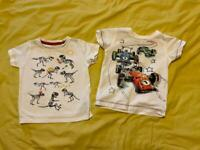 Baby boy 6-9 months clothes bundle