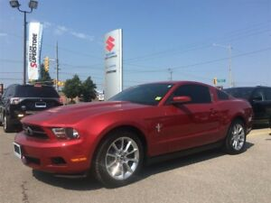 2010 Ford Mustang V6 ~Low Km's ~Power Seat ~Clean Unit