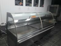 8 FT Hot Counter for sale BKI 2014 model