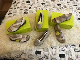 Hotter shoes UK7 & UK6