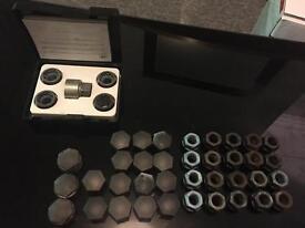 Locking / wheel nuts