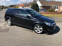 Vauxhall Astra sportive van se