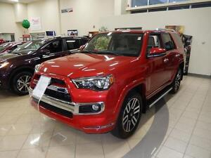2016 Toyota 4Runner Limited Luxury AWD